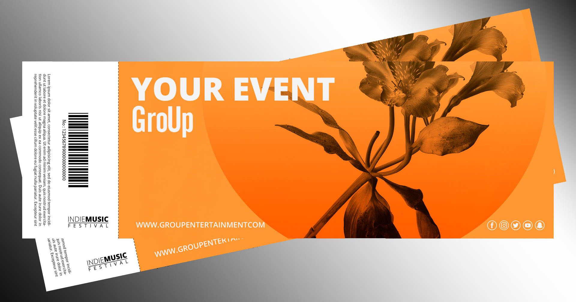 Group-Entertainment-Online-Ticketing-Services